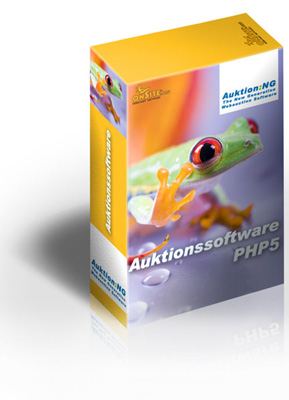 Auktionssoftware in PHP5