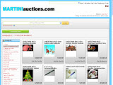 Showcase: Online-Auktion Martini Auctions